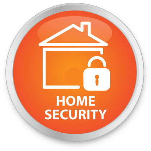Home Security Graphic