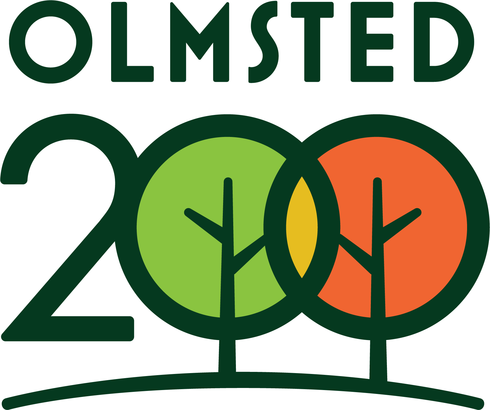 Olmsted 200 Logo - 2-1-2021