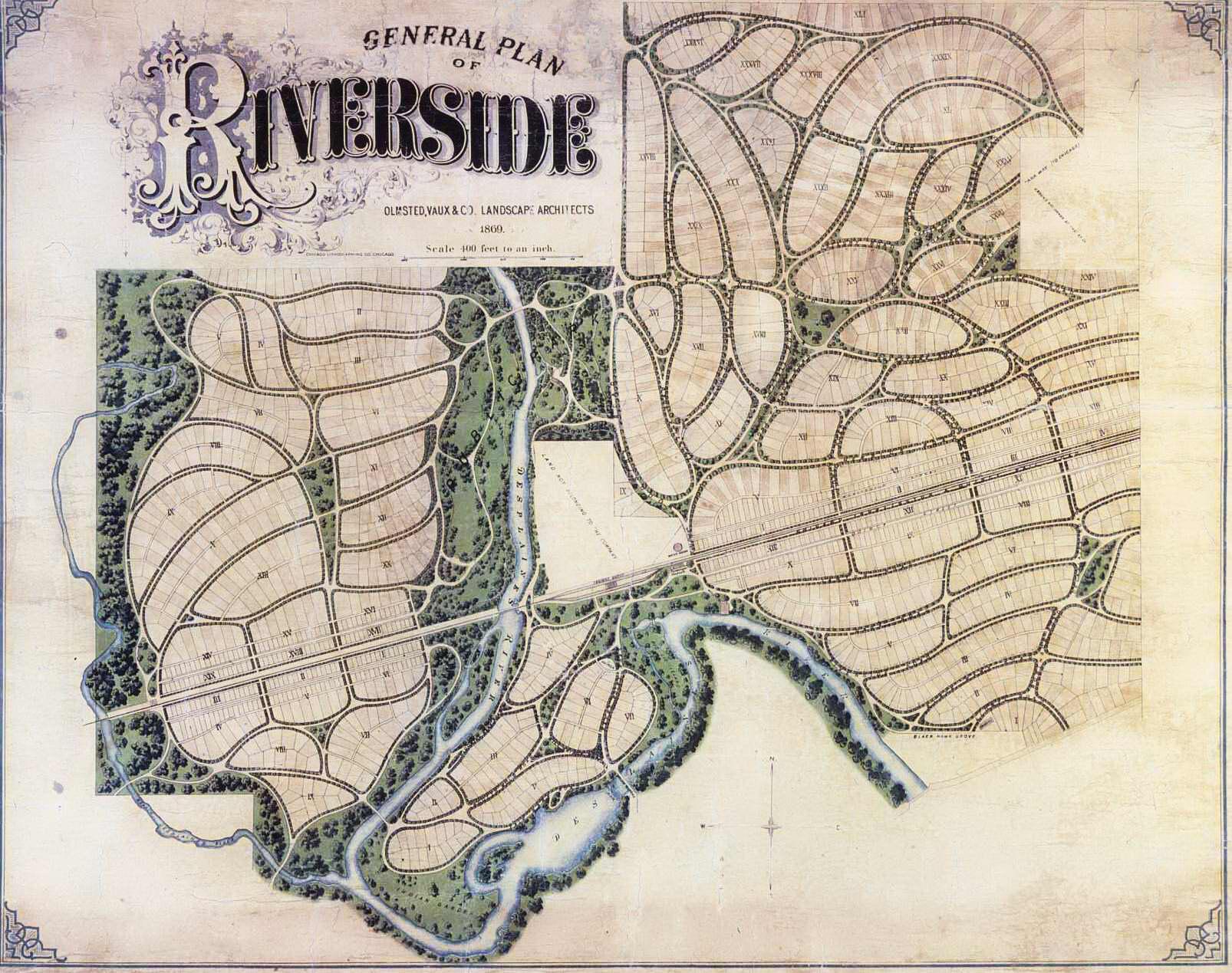 About Riverside   Riverside, IL